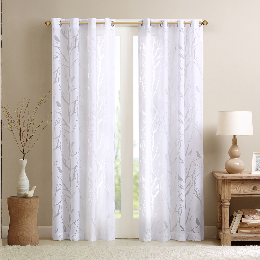 branch imports curtain birds shower curtains with a on pier