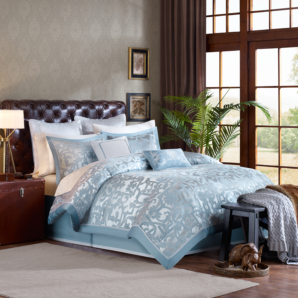 Madison Park Signature Castello 8 Piece Comforter Set Ebay