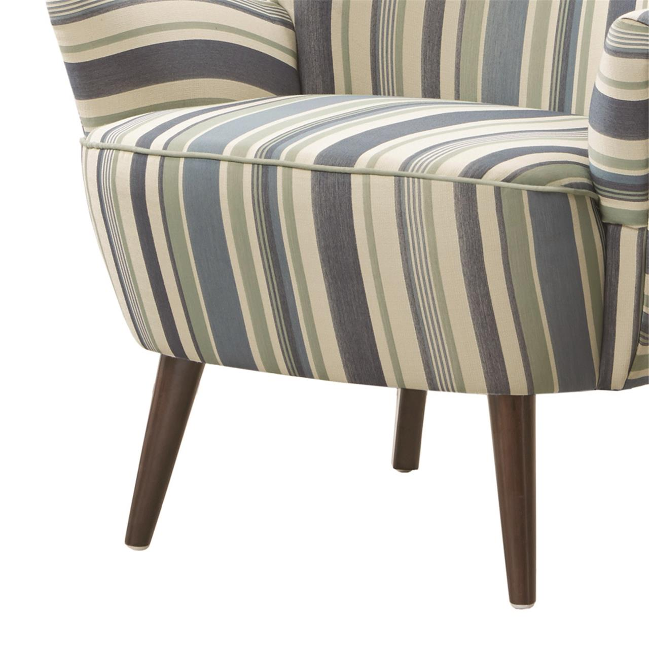 Angelina Accent Chair By Madison Park: Madison Park Sophie Mid-Century Accent Chair