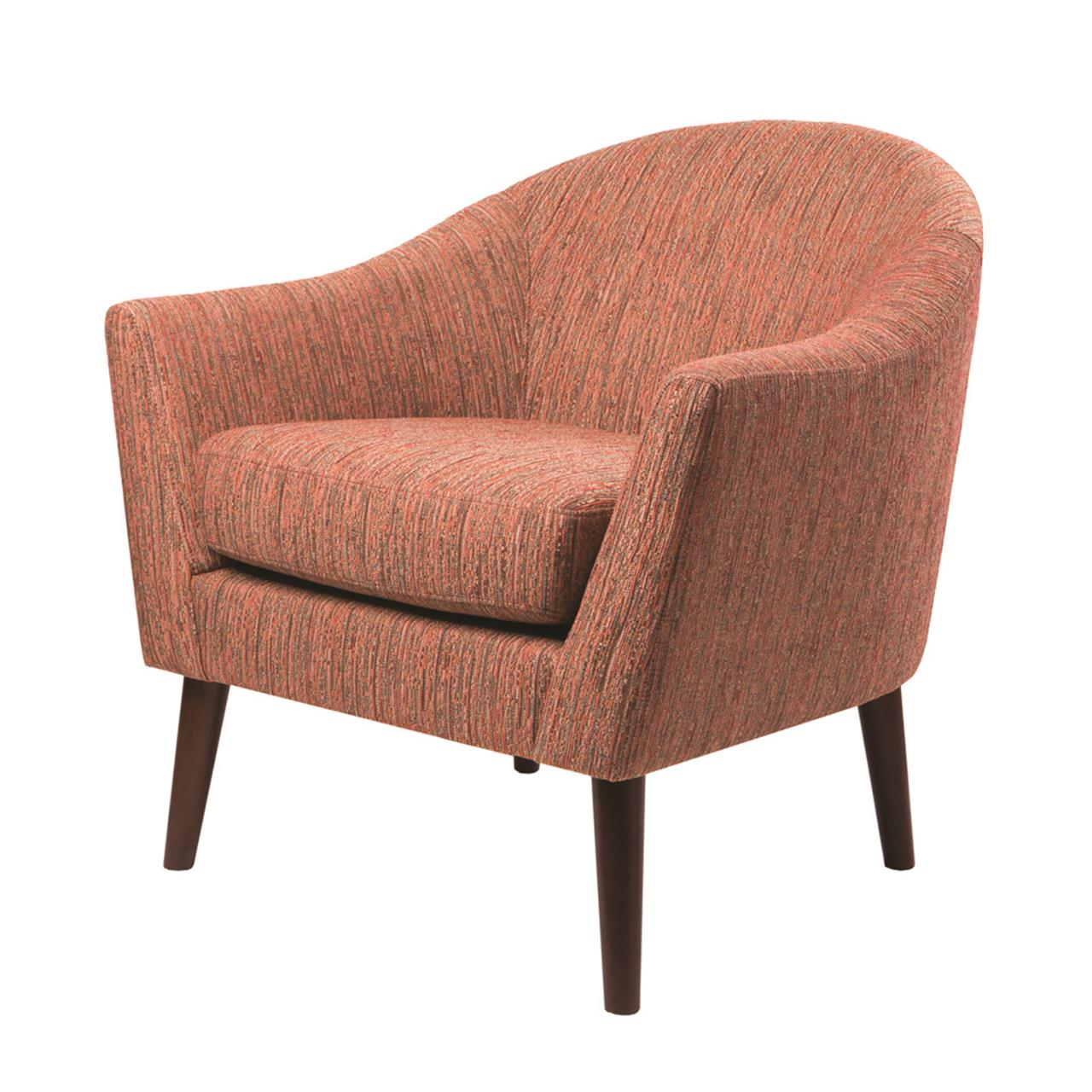 Madison Park Grayson Mid Century Accent Chair Ebay