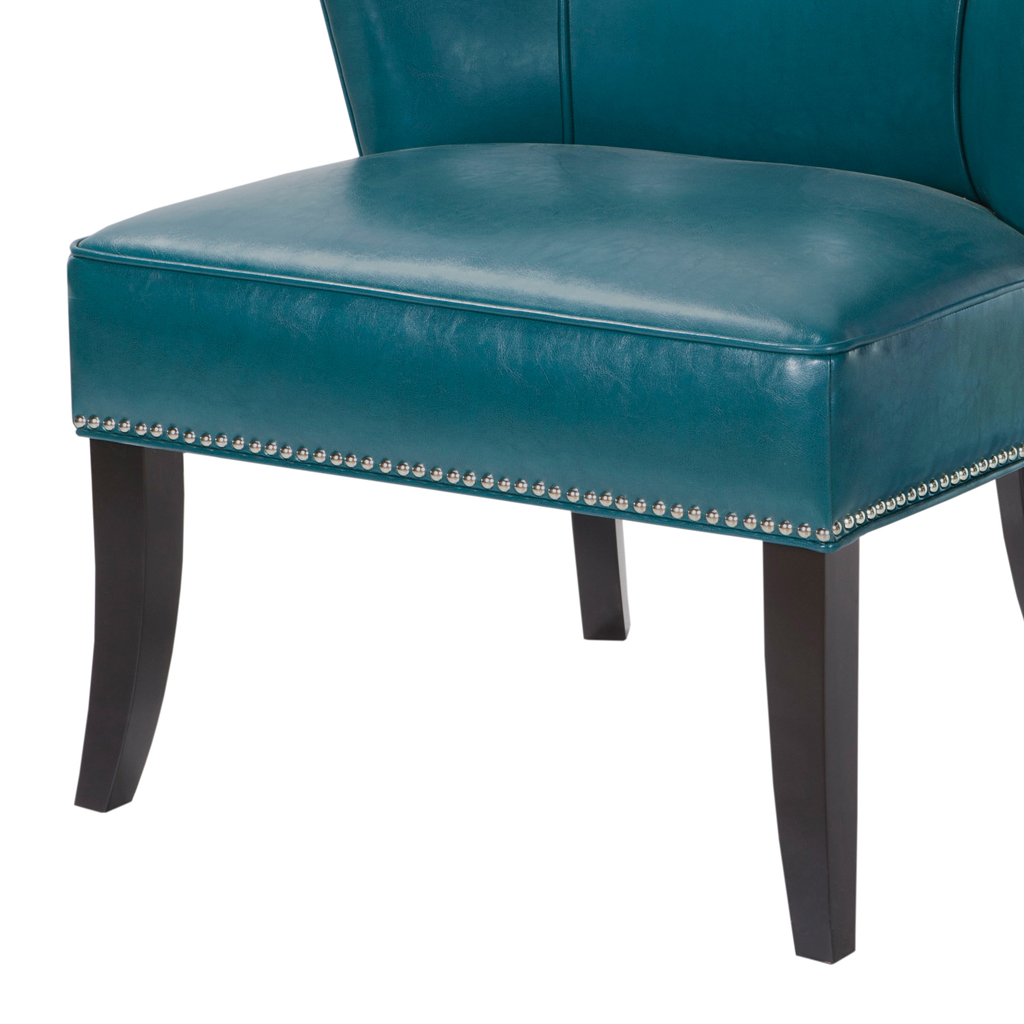 Angelina Accent Chair By Madison Park: Madison Park Hilton Armless Accent Chair