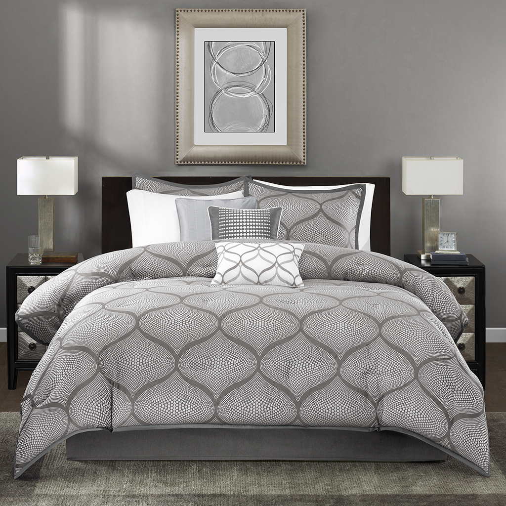 Madison park amara 7 piece comforter set ebay Amara homes