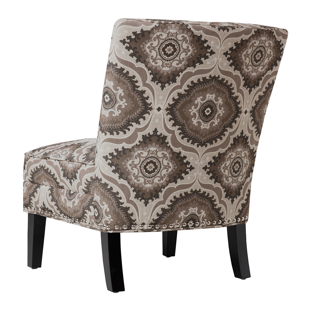 Madison Park Iso Accent Chair: Madison Park Hayden Slipper Accent Chair