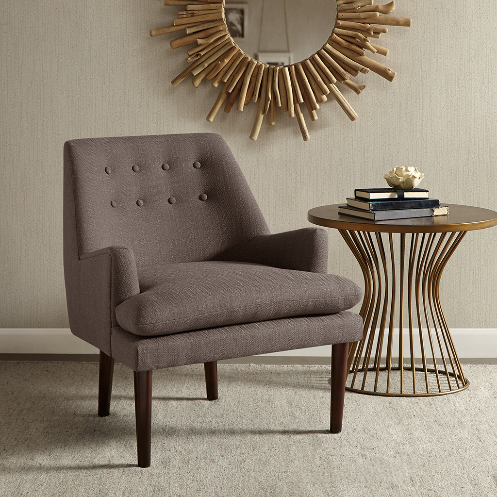 Madison Park Taylor Mid Century Accent Chair