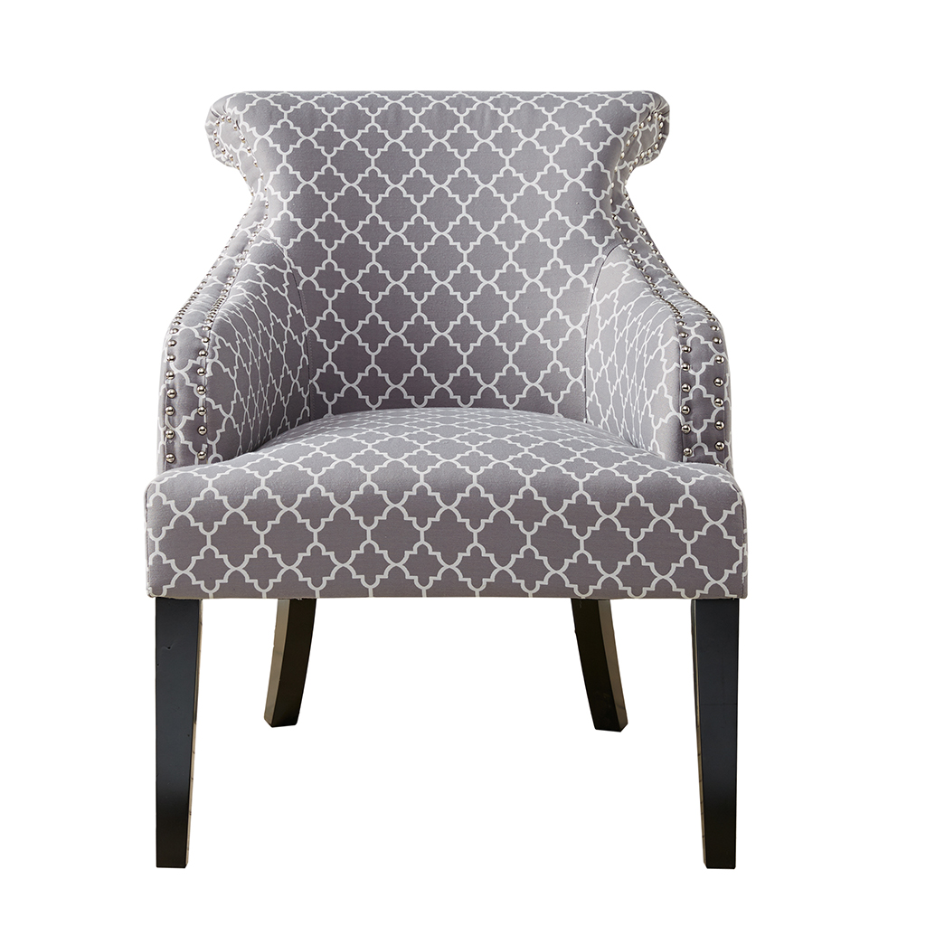 Madison Park Iso Accent Chair: Madison Park Alexis Rollback Accent Chair