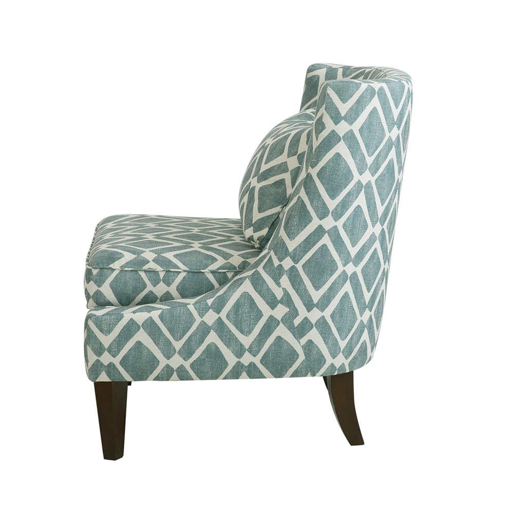 Madison park waverly swoop arm chair ebay