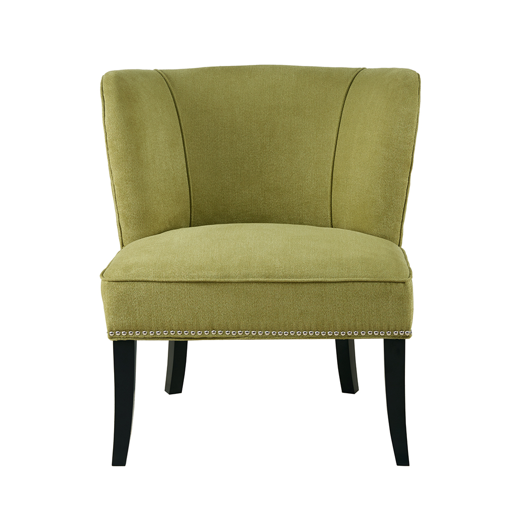 Madison Park Iso Accent Chair: Madison Park Hilton Armless Accent Chair