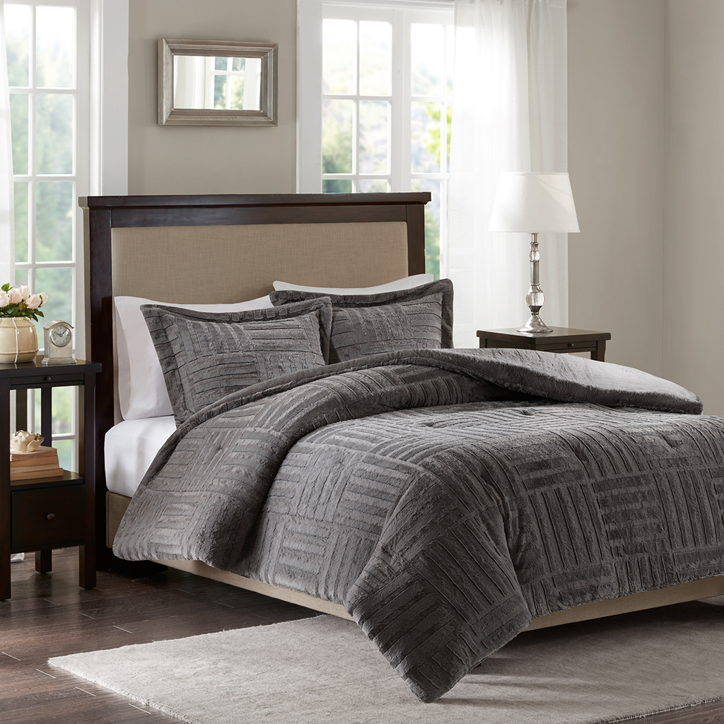 Premier Comfort Arctic Fur Down Alternative Comforter Mini