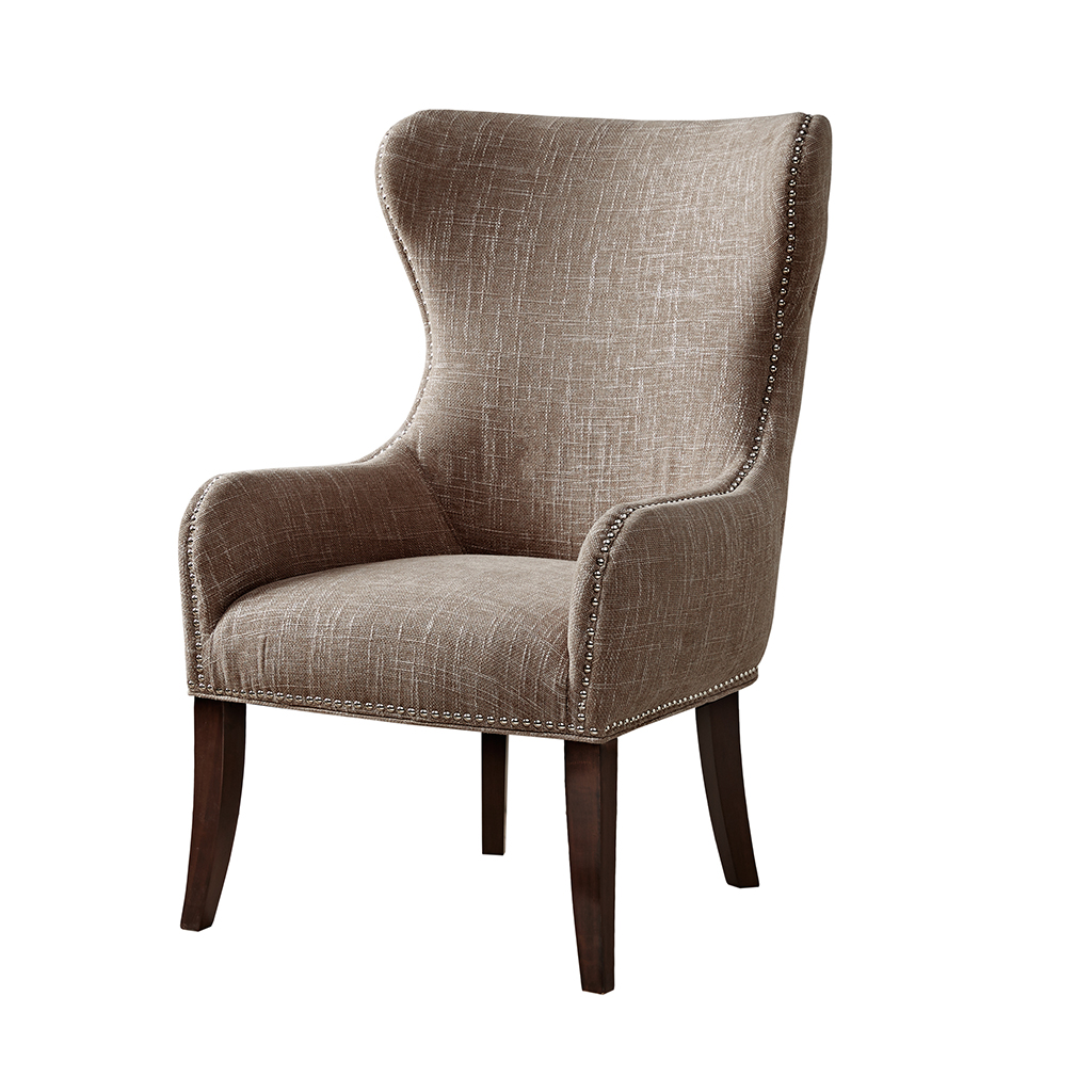 What Is An Accent Chair Used For: Madison Park Hancock Button Tufted Back Accent Chair