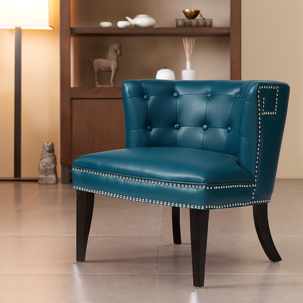 Madison Park Bianca Accent Chair Ebay