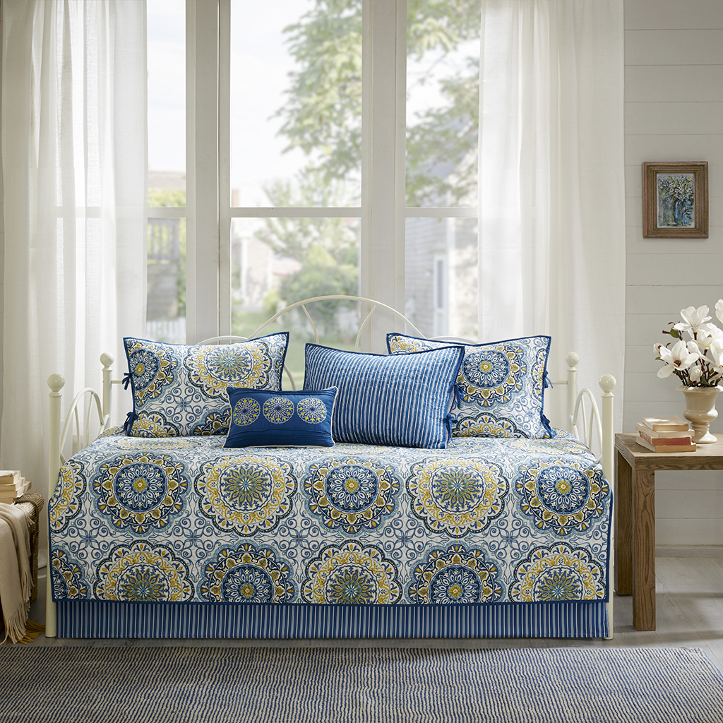 Madison Park Tangiers 6 Piece Daybed Set Ebay