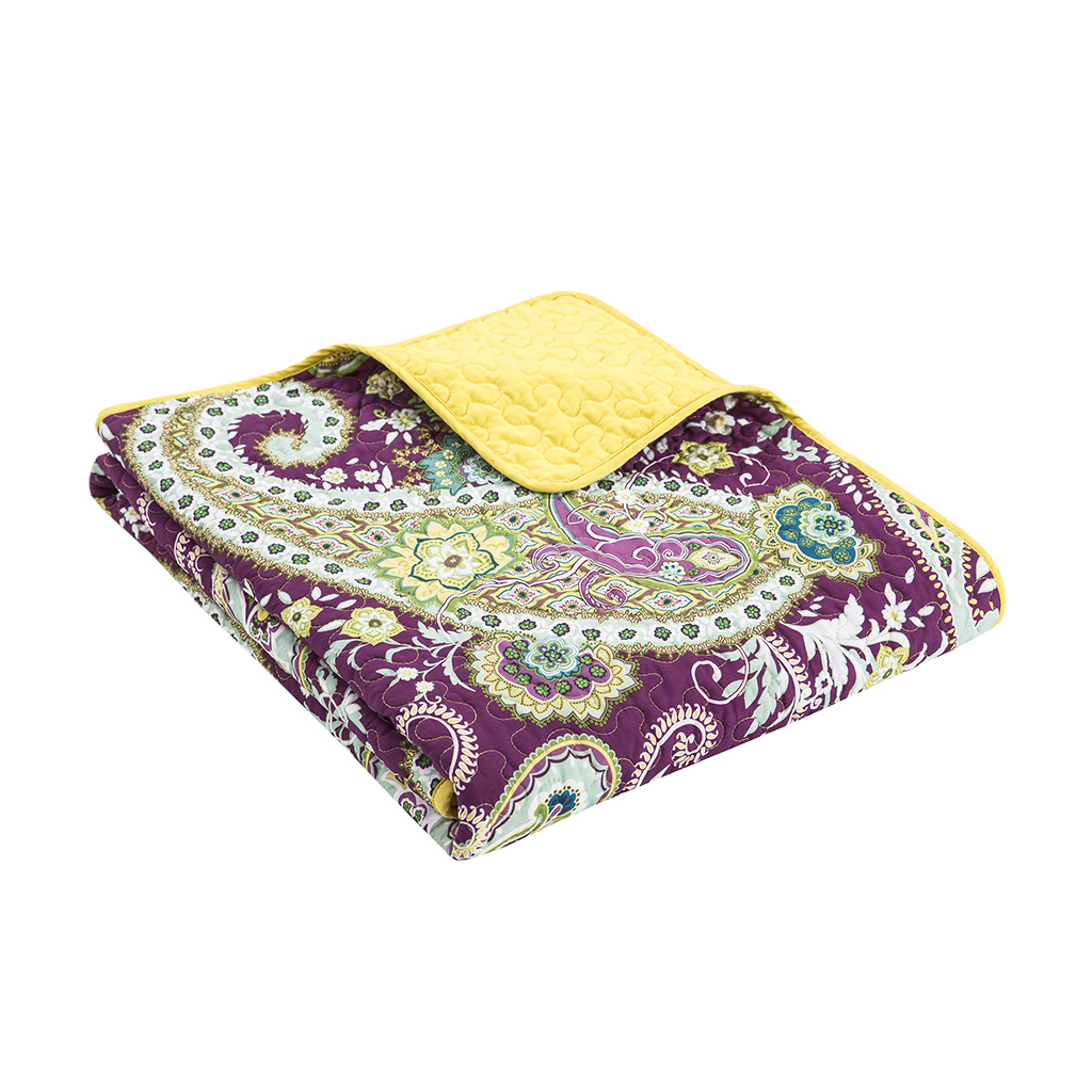 Intelligent Design Melissa Oversized Quilted Throw Ebay