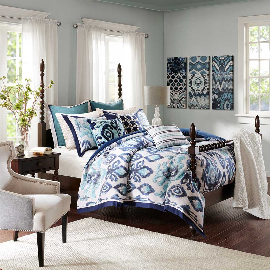 hg zm home p rizzy comforter stores stage cf ikat b set
