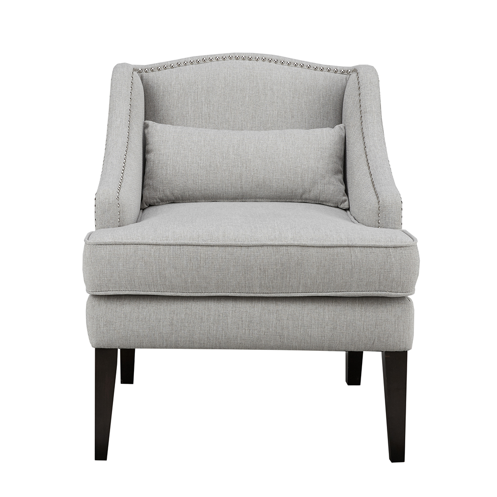 Incroyable Madison Park Baylor Swoop Arm Accent Chair