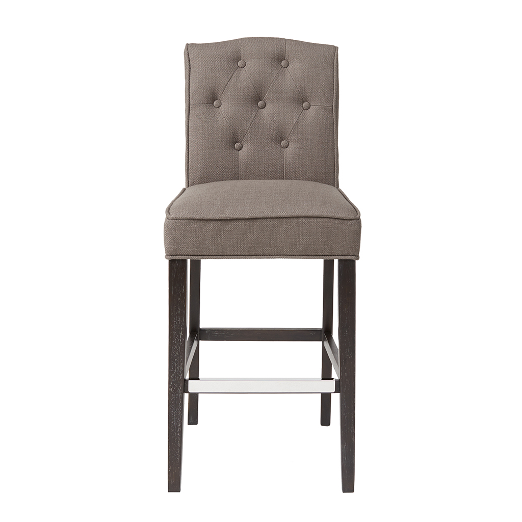 Madison Park Marian Tufted 30 Inch Bar Stool Ebay