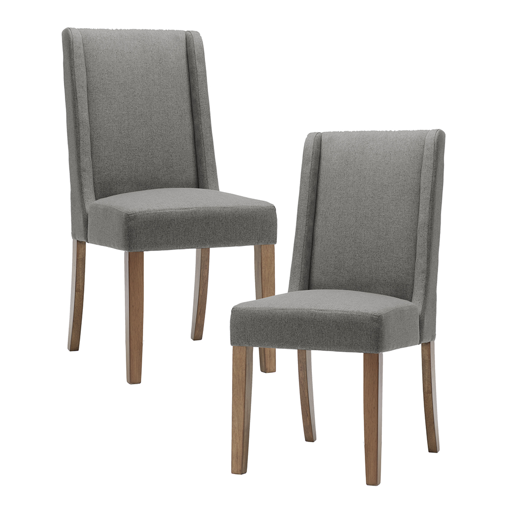 madison park brody wing dining chair set of 2 ebay