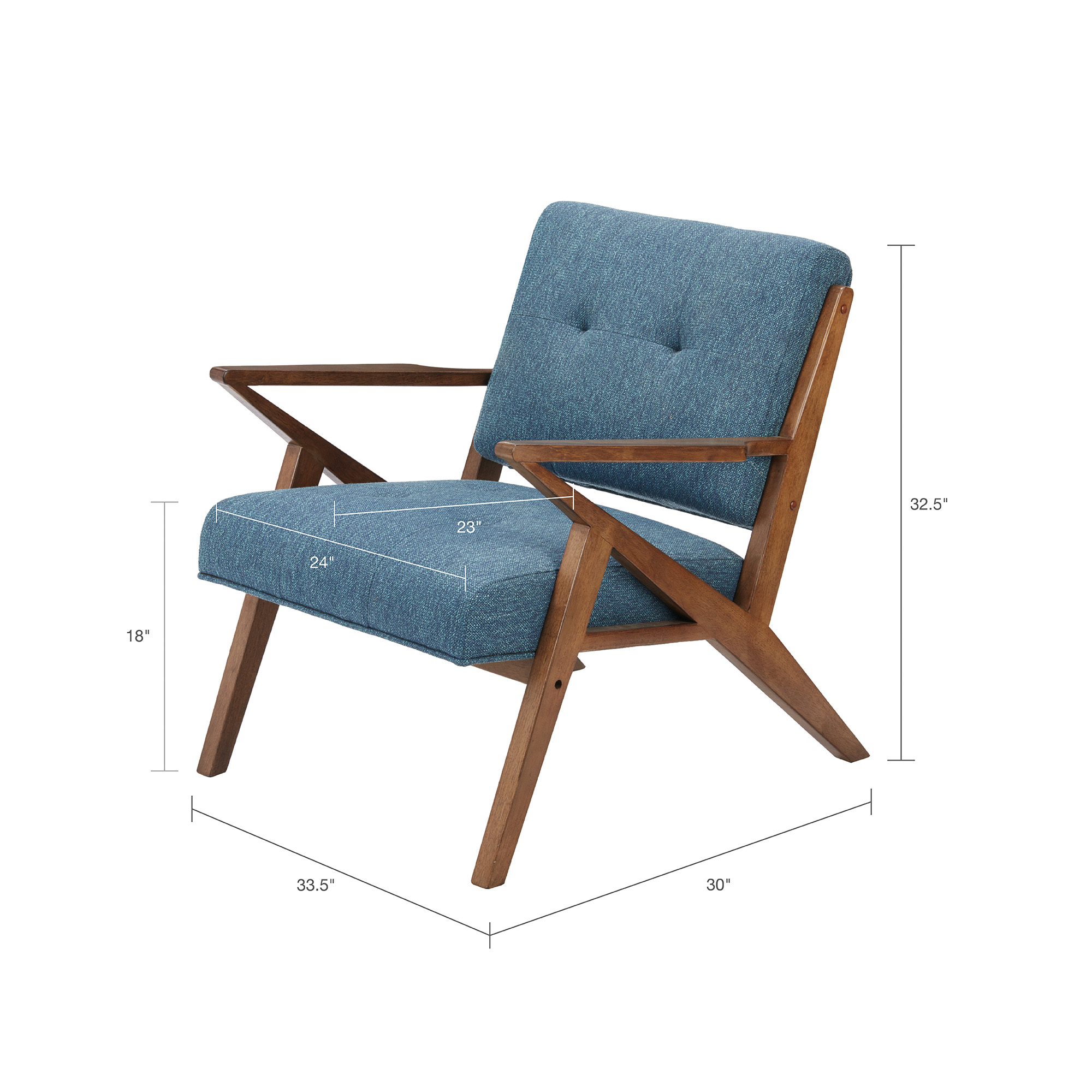 Tremendous Details About Ink Ivy Rocket Lounge Alphanode Cool Chair Designs And Ideas Alphanodeonline
