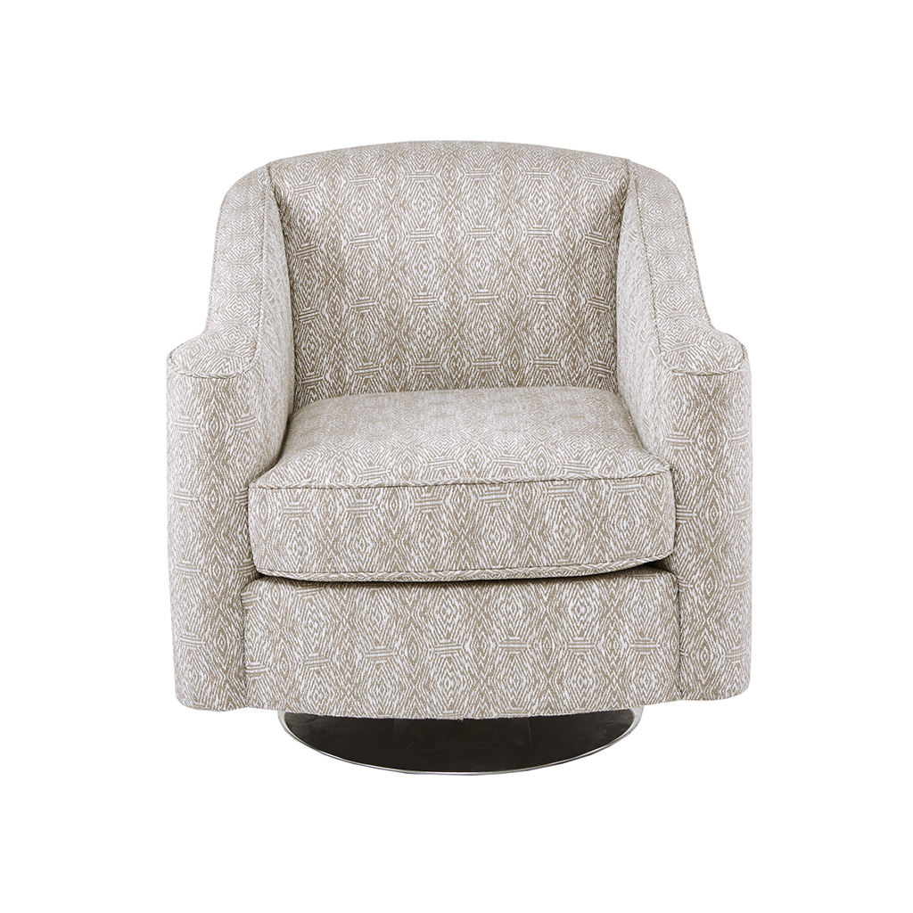 Madison Park Dublin Swivel Chair Ebay
